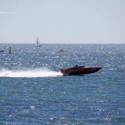 Penzance Powerboat Racing