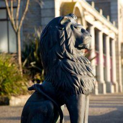 Penzance Promenade Lion