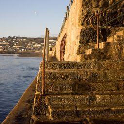 Promenade Steps - Penzance