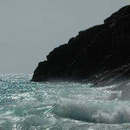 Shimmering Sea - Porthcurno