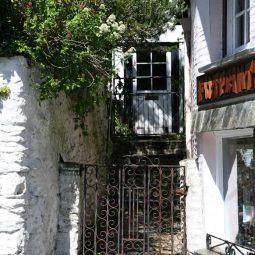 Polperro Doorway