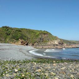 Porthallow Beach