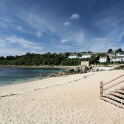 Porthcressa beach - Scilly