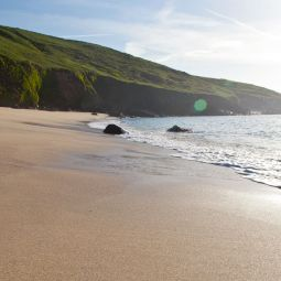 Portheras Cove - Summer evening