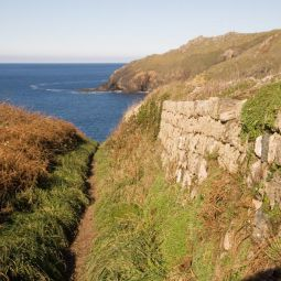 Coast Path near Cape Cornwall