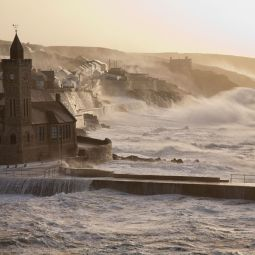 Porthleven Storm - January 2014