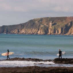 Rinsey Surfer View