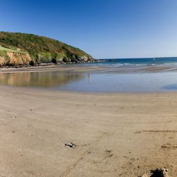 Porthluney Beach, Caerhayes