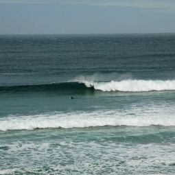 Surf at Porthmeor - St Ives