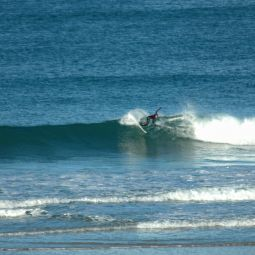 Surfer at Porthmeor