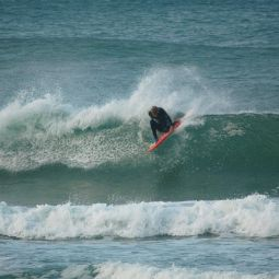 Dropknee Slash - Porthtowan