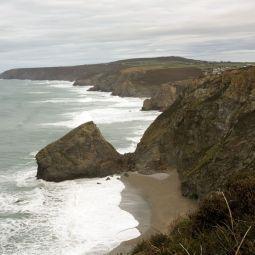 Porthtowan Coast