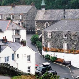 Portloe Houses