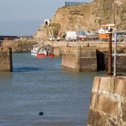 Portreath Inner Harbour