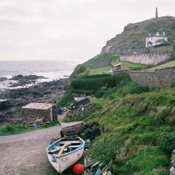 Priest's Cove and Cape Cornwall