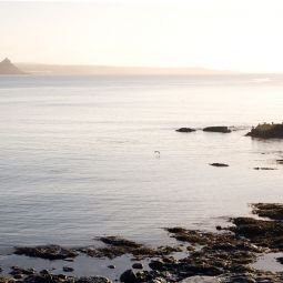 Battery Rocks and Mount's Bay - Penzance
