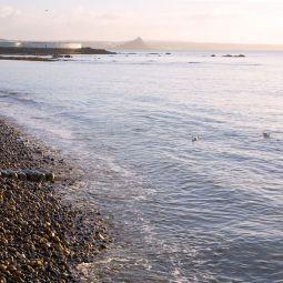 Penzance Promenade Beach
