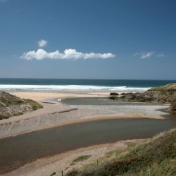 Red River - Godrevy Beach