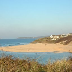 Hayle Rivermouth Beach