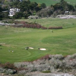 Golf at St Enodoc