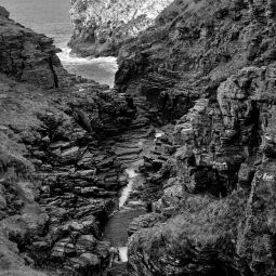 Rocky Valley nr Tintagel