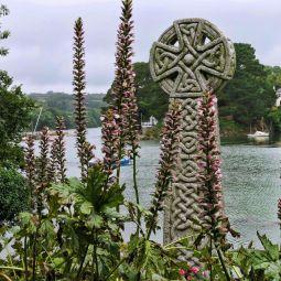 Celtic Cross - St Just in Roseland