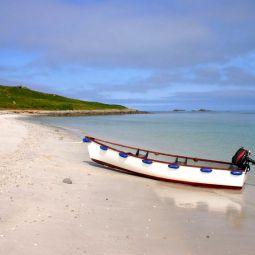 Samson Beach - Isles of Scilly