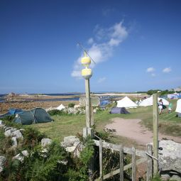 Troy Town campsite - Isles of Scilly