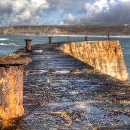 Sennen Cove Breakwater