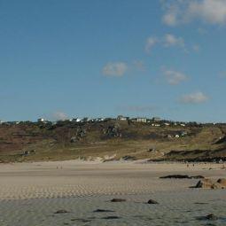 Sennen Beach Panaroma