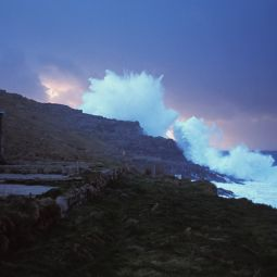 Storm at Sennen