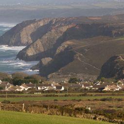 St Agnes Cliffs