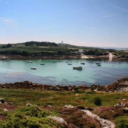 St Agnes from Gugh