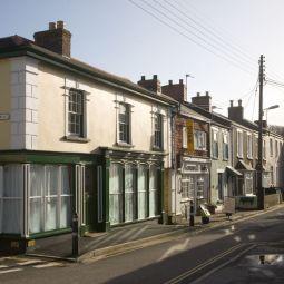 St Agnes Highstreet