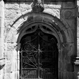 St Austell Church Door