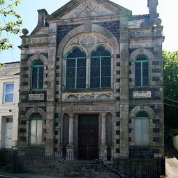 Masonic Lodge - St Austell