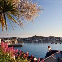 St Ives Harbour - 5 am