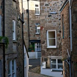 St Ives back street / front street