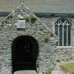 St Keverne Church Doorway