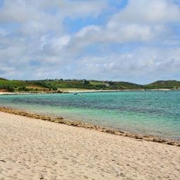 Saint Lawrance's Bay - Isles of Scilly