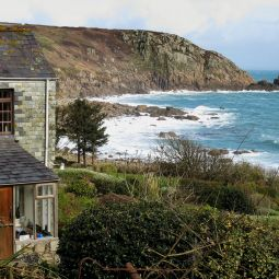 St Loy Cove cottage