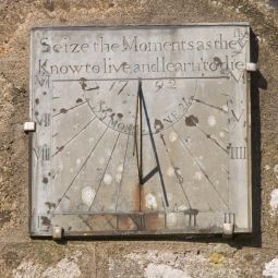Sundial - St Breward Church
