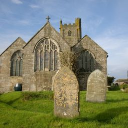 St Buryan Church