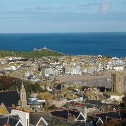 St Ives Town and Harbour