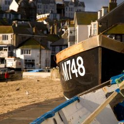 St Ives Boats, Wintering