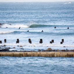 The Breakwater - St Ives