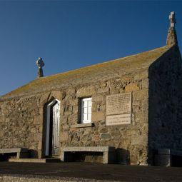St Nicholas' Chapel - St Ives