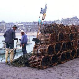 St Ives Fishermen - 1966