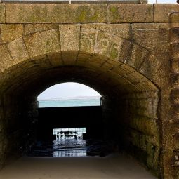 St Ives Pier Arch