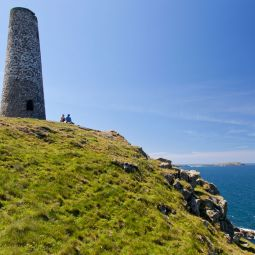 Stepper Point near Padstow